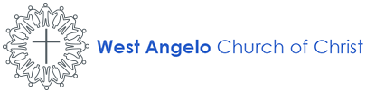 West Angelo Church of Christ - Homepage